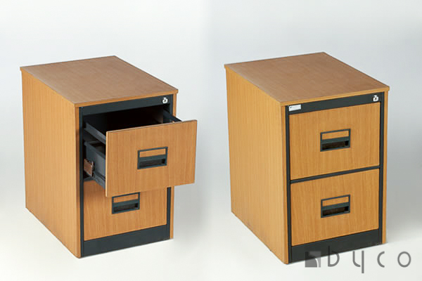 2-Drawer-Wooden-Filing-Cabinet..Harare-Zimbabwe