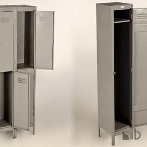 Steel-Locker-Full-length-bank-of-2.Harare-Zimbabwe